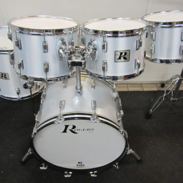 Rogers Big R metallic Silver
