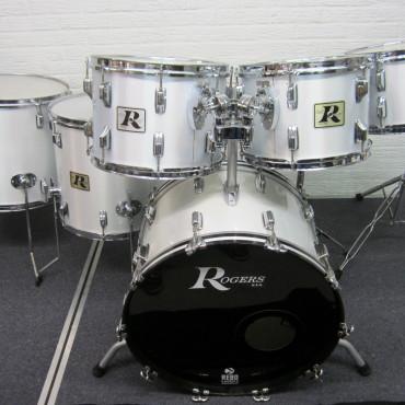 Rogers Big R Metallic Silver