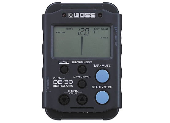 Boss DB 30 Dr. Beat Metronome