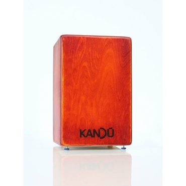 Kandu Cajon Tempest Wood Dragon Red
