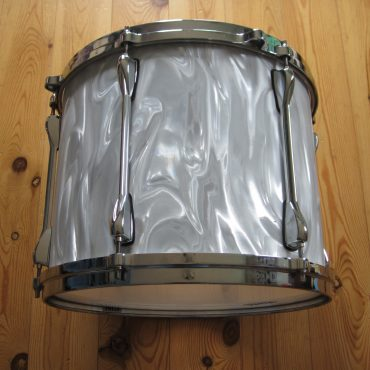 Tama Superstar Tom SXT14A White Satin Haze 14x11