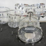 Ludwig Clear Vistalite