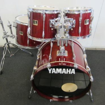 Yamaha Stage Custom Cherry Red