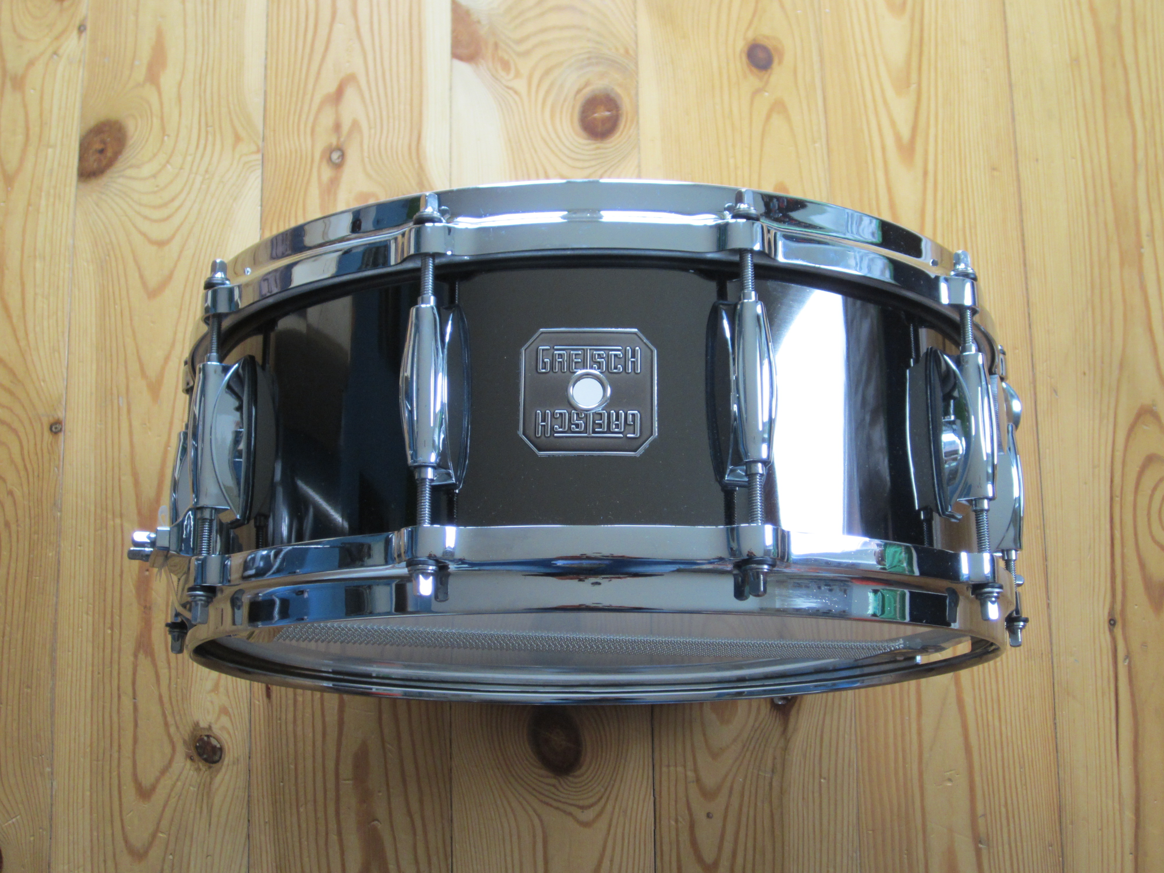 Gretsch Crystal Tone 14x5,5 Nickel Plated snare