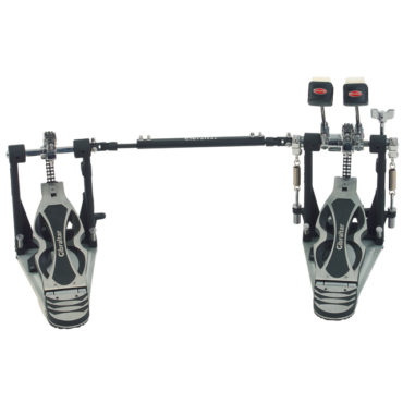 Gibraltar 9611DC-DB Intruder Double Chain CAM Drive Double Pedal