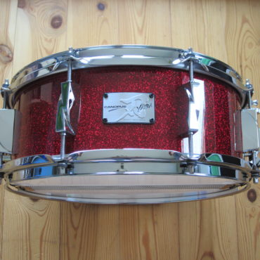 Canopus JSM-1455 Yaiba II Maple Dark Red Sparkle LQ 14×5,5