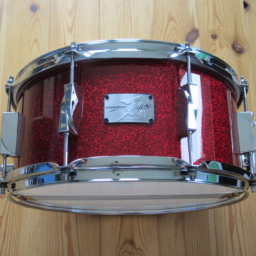 Canopus JSB-1465 Yaiba II Birch Dark Red Sparkle LQ 14×6,5