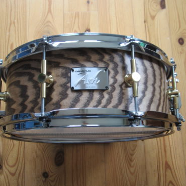 Canopus AH-1455 Natural Grain Ash Oil Finish 14x5,5