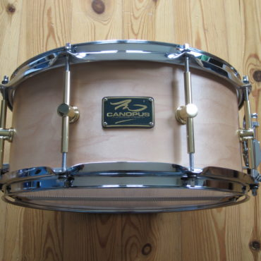 Canopus MO-1465 10ply Maple 14x6,5 Natural Oil