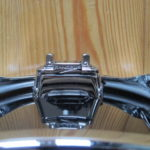 Canopus BB-1465 Black-Nickel Brass Snaredrum 14x6,5