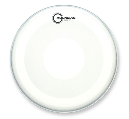 "Aquarian 14""Studio X Texture Coated Power Dot"