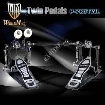 Worldmax P-780TWL Left Twin Pedal