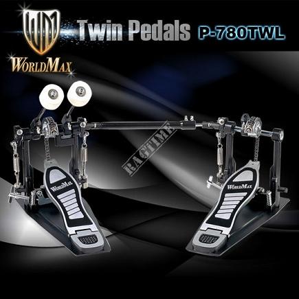 Worldmax P-780TWL Left Twin Pedal