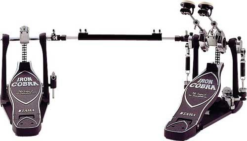 Tama HP900PSWN Iron Cobra Double Bass Drum Pedal incl. Case