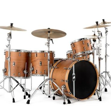 Mapex Black Panther Design Lab Cherry Bomb Kit Natural Satin #NW