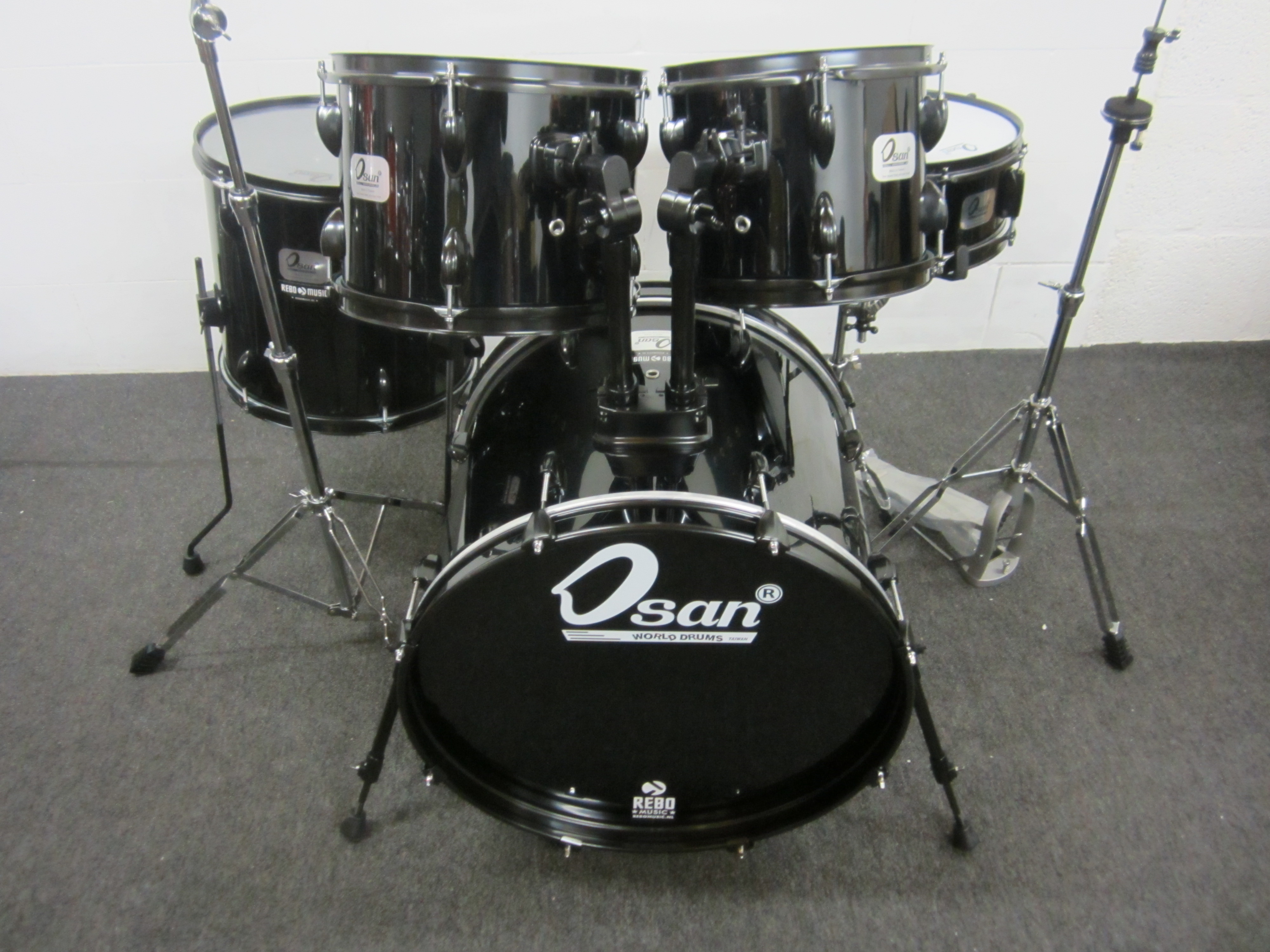 Wonderlijk Osan 2000 Fusion - Rebo Music DZ-57