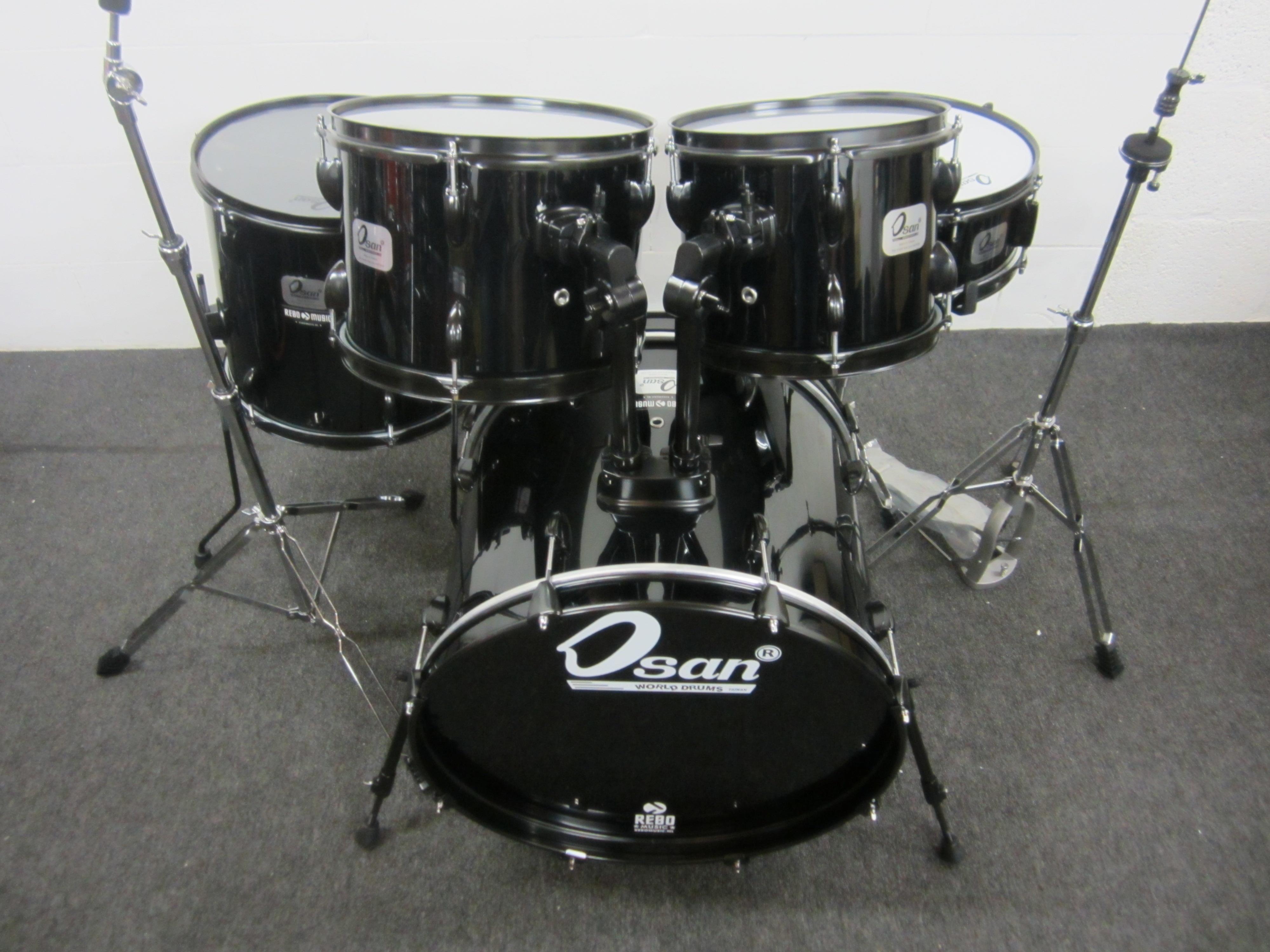 Welp Osan 2000 Fusion - Rebo Music VL-21