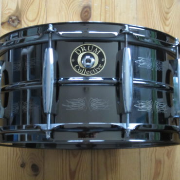 Drum Collective 14x6,5 Black Brass Prototype