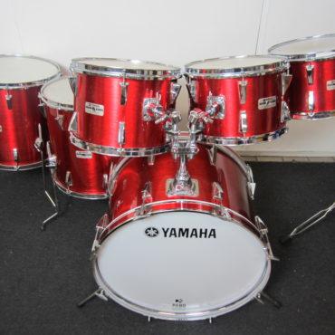 Yamaha 5000 Silky Red