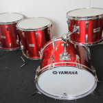 Yamaha 5000 Silky Red
