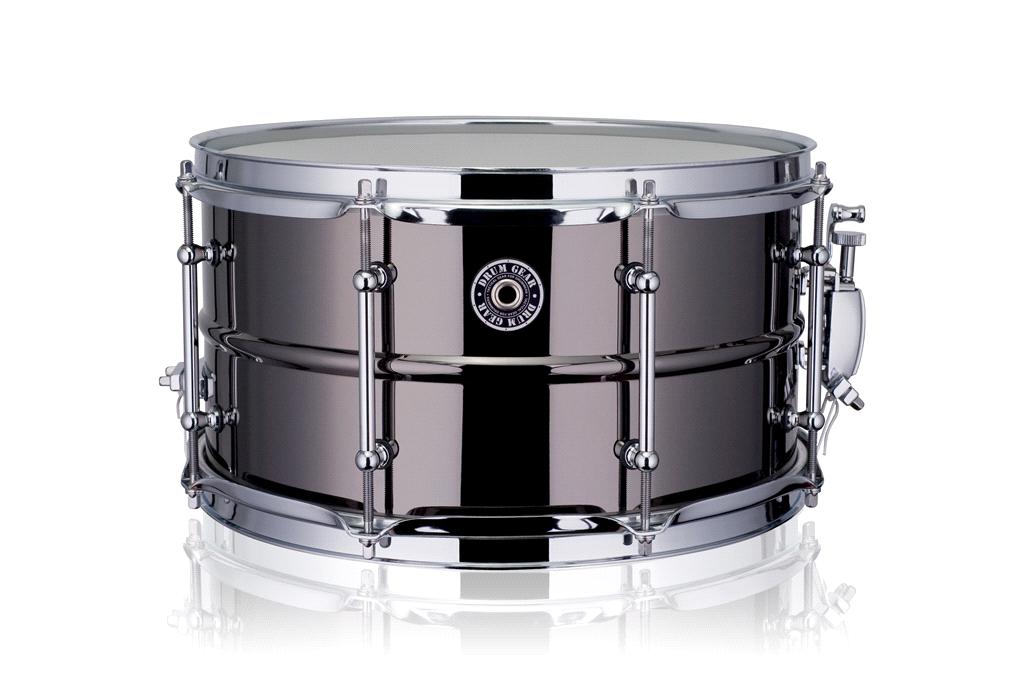 Drum Gear DGS B1370 SnareWorks Black Brass 13×7