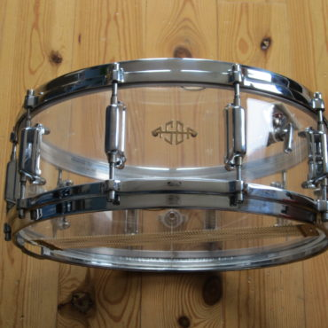 ASBA 743A 14x5 Acryl Design Sound snare drum