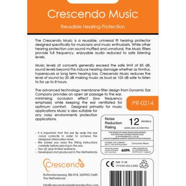 Crescendo Music PR-0214