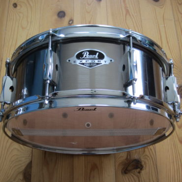 Pearl Export 14x5,5 Smokey Chrome