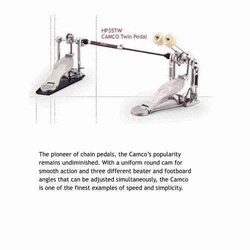 Tama HP35TW Camco Twin Pedal