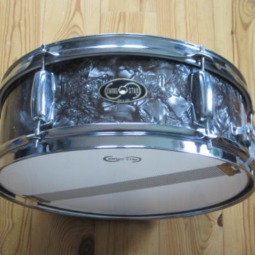 Swingstar vintage 14x5 black marine pearl