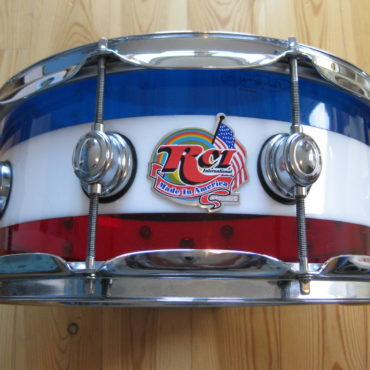 RCI Starlite 14x6,5 vistalite blue/white/red