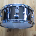 Canopus BB-1465 Black-Nickel Brass Snaredrum 14x6,5