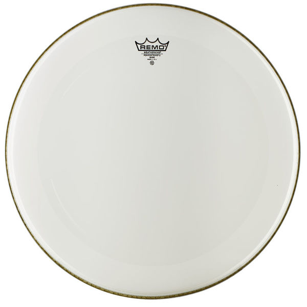 Remo P3-1222-C1 Powerstroke 3 Smooth White 22 inch