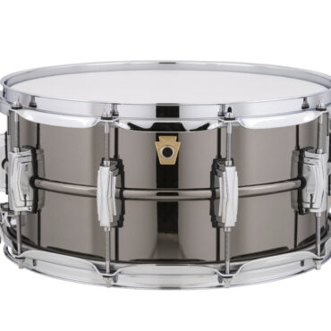 Ludwig LB417 Black Beauty 14x6,5