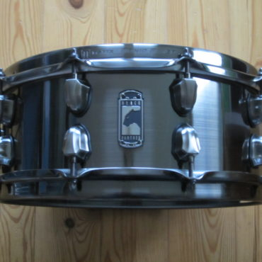 Mapex Black Panther Snare 14x5,5 The Blade, Black Brushed