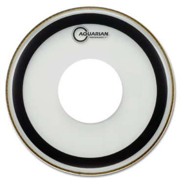 Aquarian 22 inch Performance 2 powerdot bassdrumvel