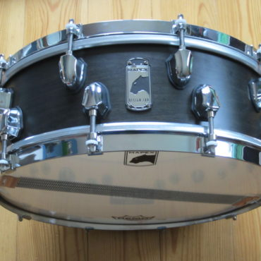 Mapex Black Panther Design Lab 14x5 Equinox, Flat Black