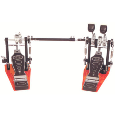 STABLE PD222A Double Bassdrum Pedal Double Chain & 2 Footplates