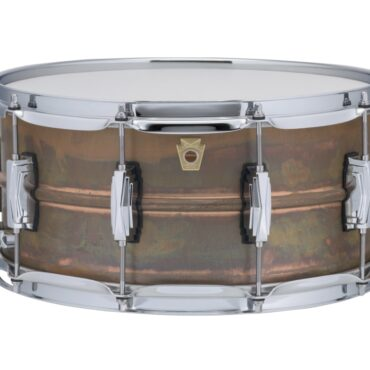 Ludwig Copperphonic Raw 14x6,5