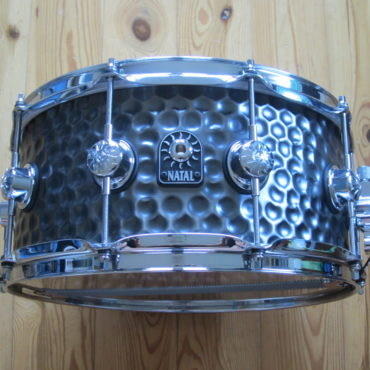 Natal SD-HH-NI46 Hammered Nickel Snare 14x6,5