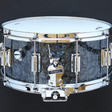 Rogers Wood Dynasonic 14x6,5 Black Diamond Pearl
