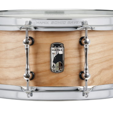 Mapex Black Panther Design Lab The Cherry Bomb 14x6 Natural Satin