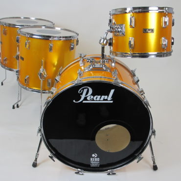 Pearl Wood Fiberglass Orange