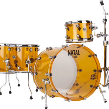 Natal Arcadia Acrylic Series Transparent Orange