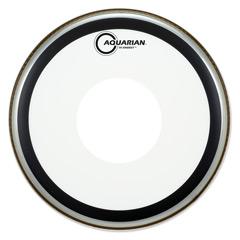 """Aquarian 14"""" Hi-Energy snare head clear dot"""