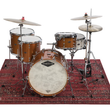 DRUMnBASE Vintage Persian Drum Mat 1,85m x 1,6m
