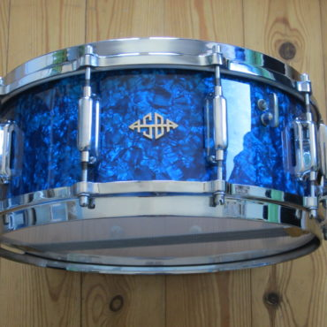 ASBA 743B Diamond Blue Pearl 14x5