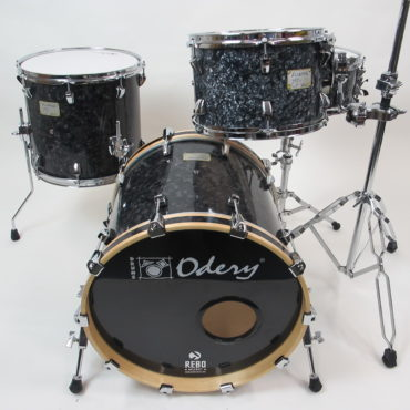 Odery Fluence Jazz Black Diamond Pearl