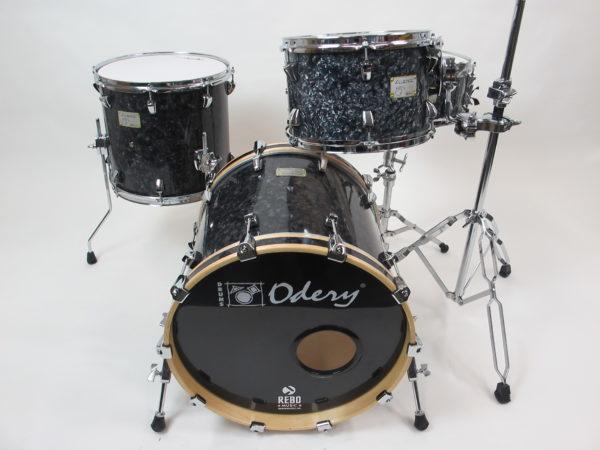 Odery Fluence Jazz Black Diamond Pearl