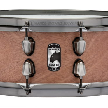 Mapex Black Panther Design Lab 14x6 Heartbreaker, Natural Satin